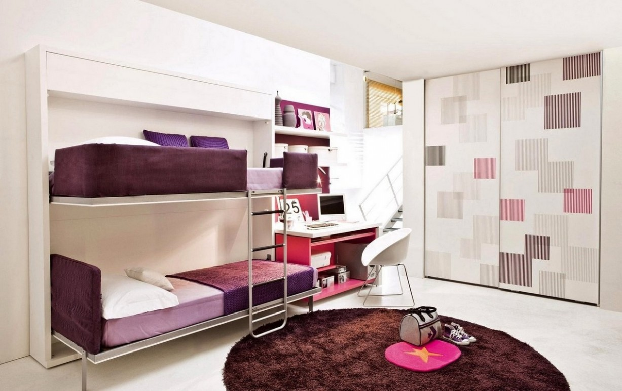 Space Saving Beds & Bedrooms - Bedroom Ideas Double Deck