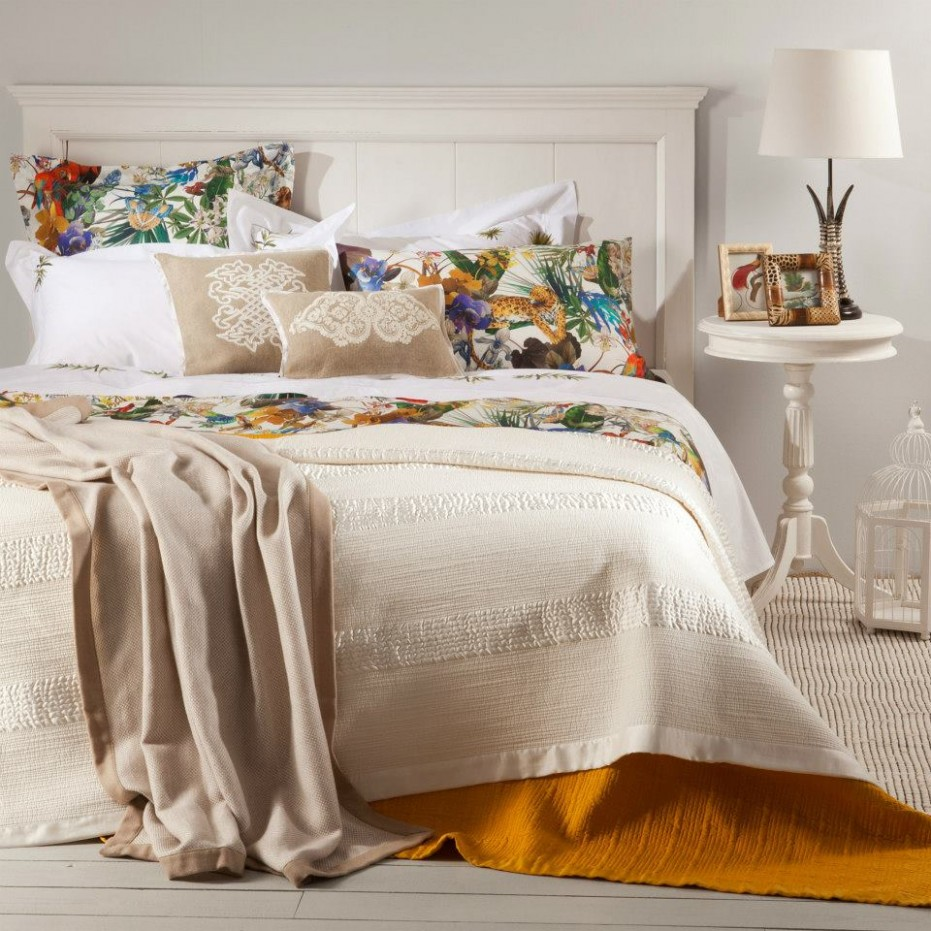 Spring/Summer 8 - Bedroom Collection by Zara Home  Decoholic - Zara Bedroom Ideas