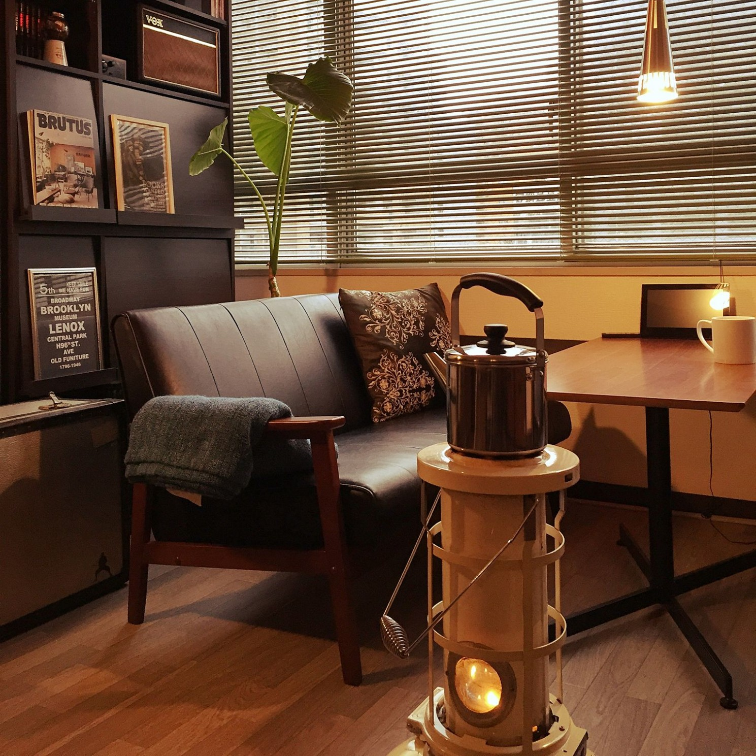 Studio apartment decorating ideas stylish home office japan - Blog - Japanese Home Office Ideas