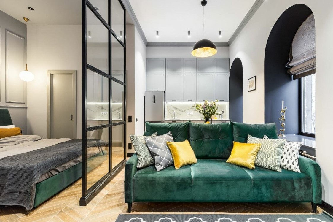 Studio Apartment Layout Ideas: Your Ultimate Guide to Efficiency - Apartment Design Pictures