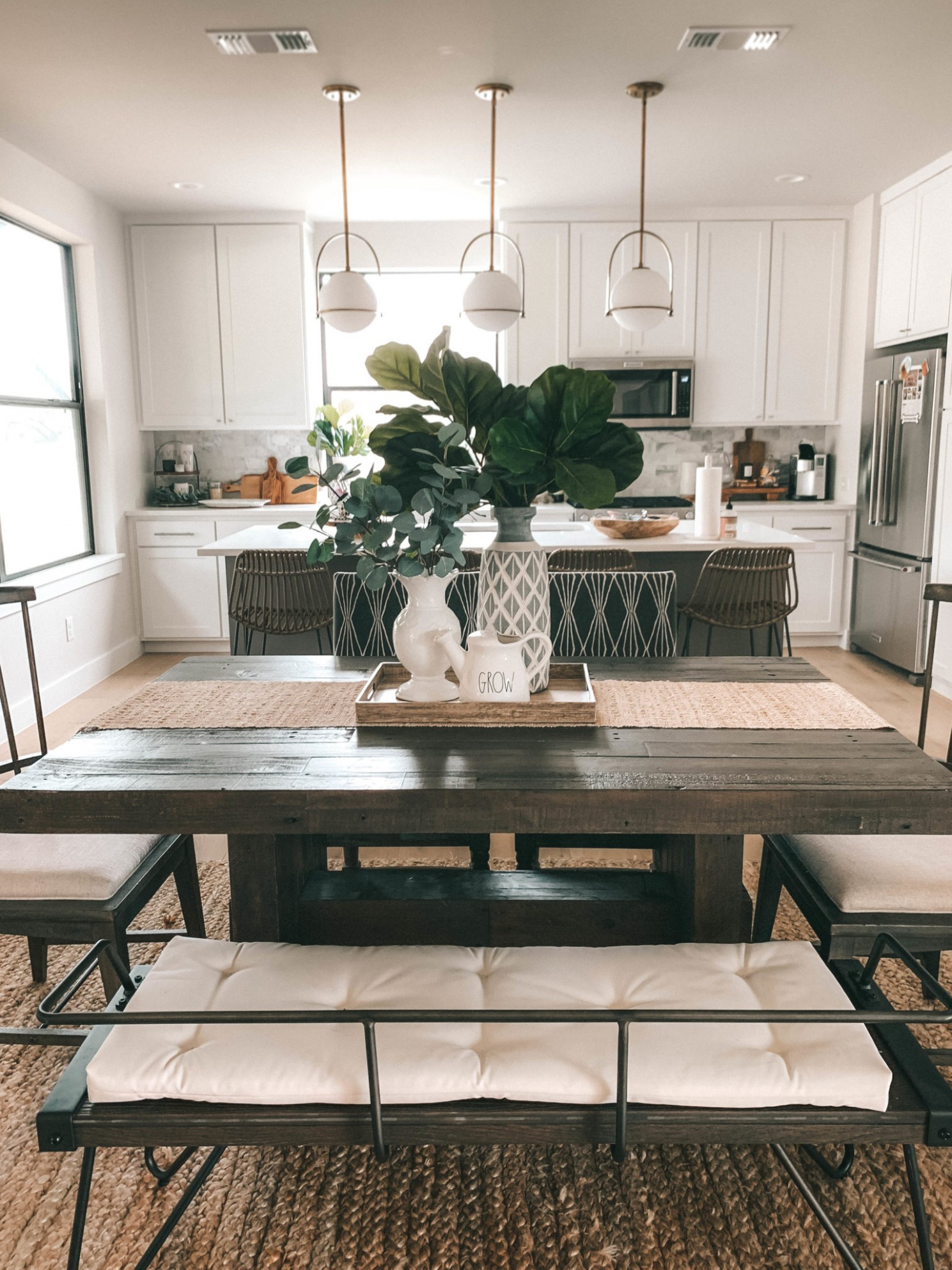 Summer Dining Room Decorating Ideas  lifestyle  Dressed to Kill - Dining Room Accessories Ideas