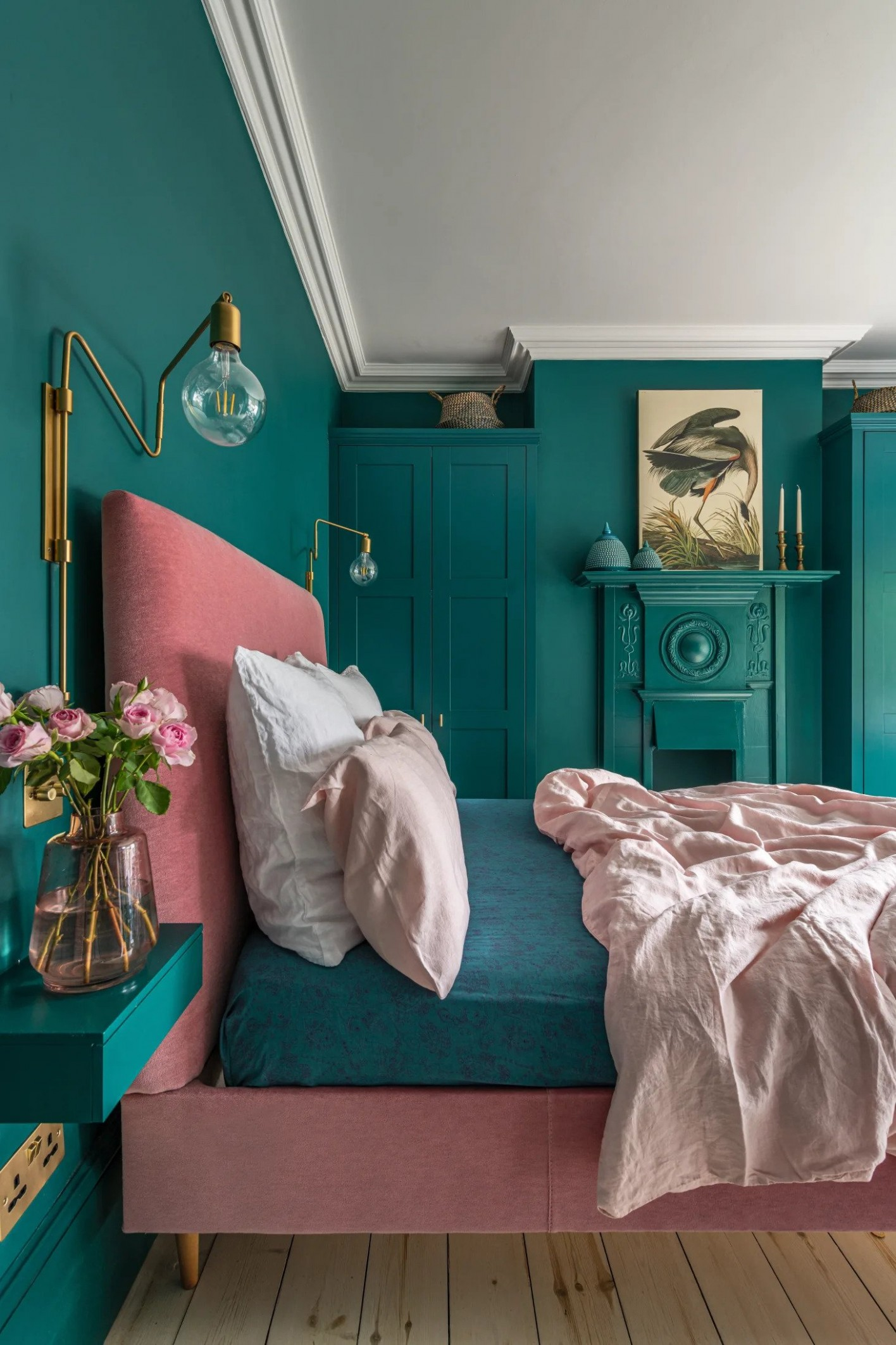 Teal Bedroom Decor: Ideas For Any Bedroom  Decoholic - Bedroom Ideas Teal