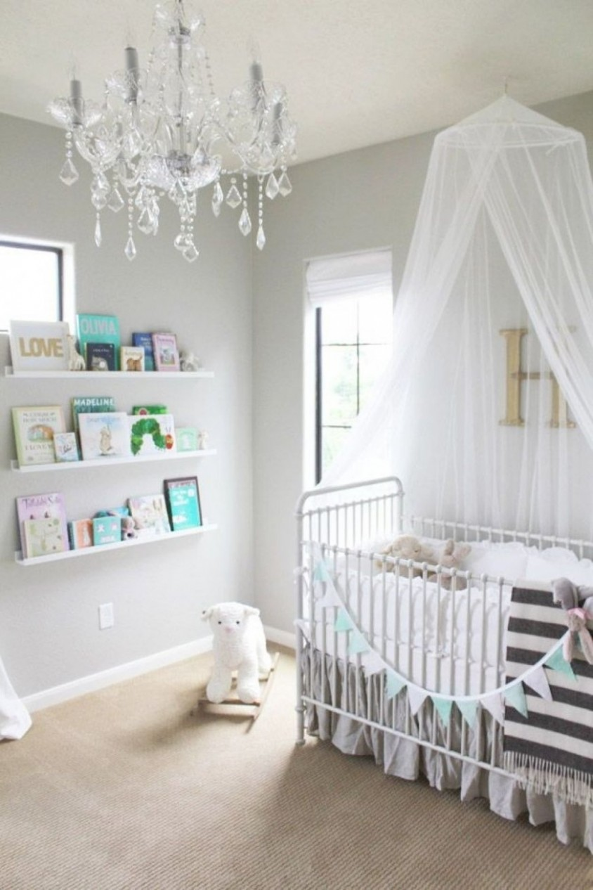 The Best Cheap Chandeliers for Baby Girl Room - Baby Room Chandelier