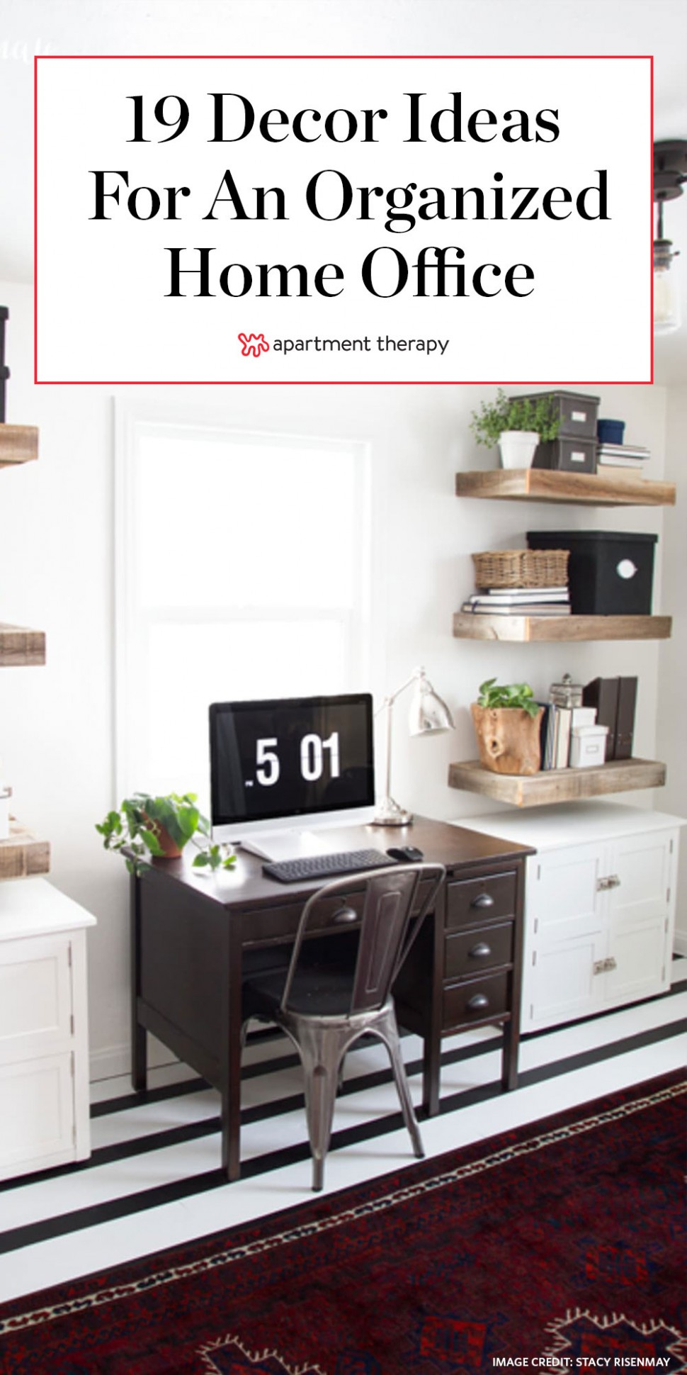 The Best Office Decor Ideas  Apartment Therapy - Home Office Accessories Ideas