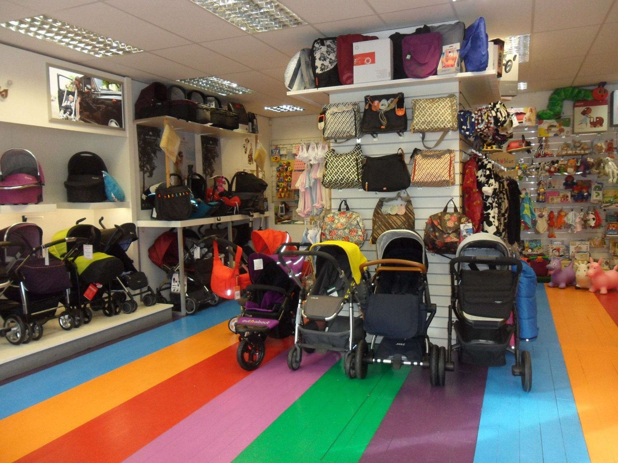 The best shops for mums-to-be in Leeds - Baby Room Leeds