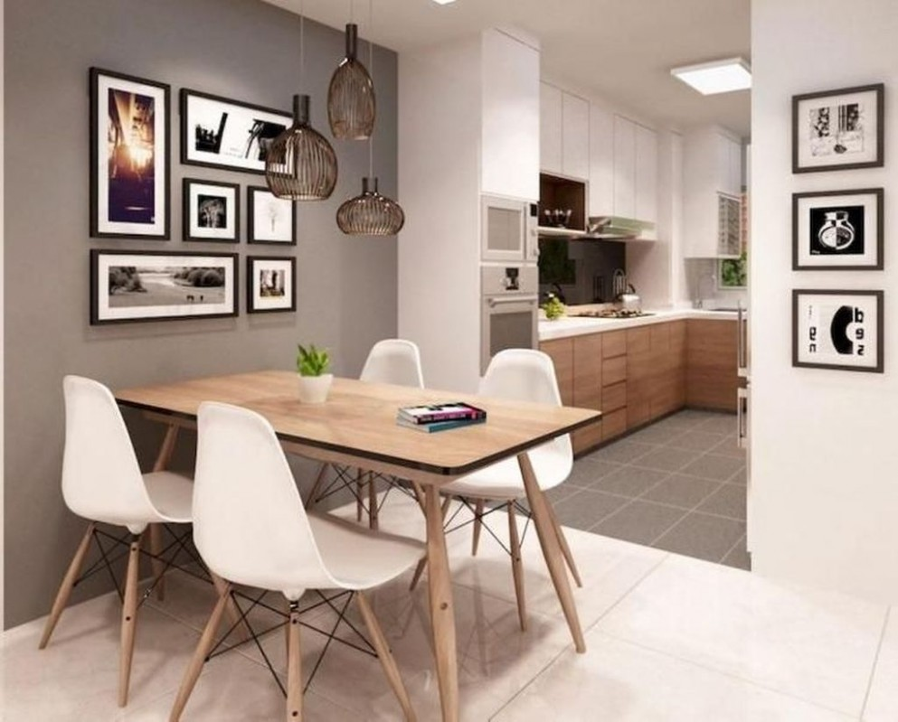 The Best Small Apartment Dining Room Ideas  Minimalist dining  - Dining Room Ideas For Small Apartments