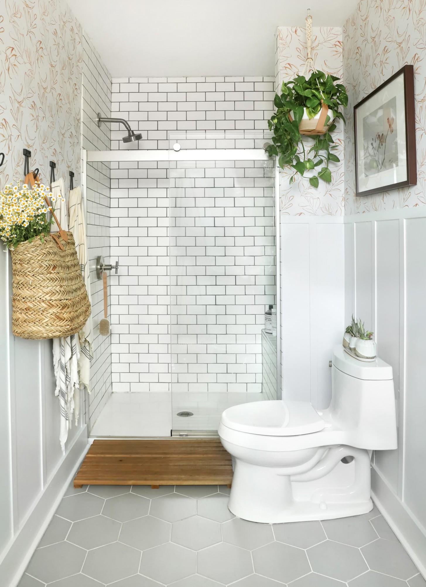 The Biggest New Bathroom Design Trends  Apartment Therapy - Bathroom Ideas Apartment Therapy