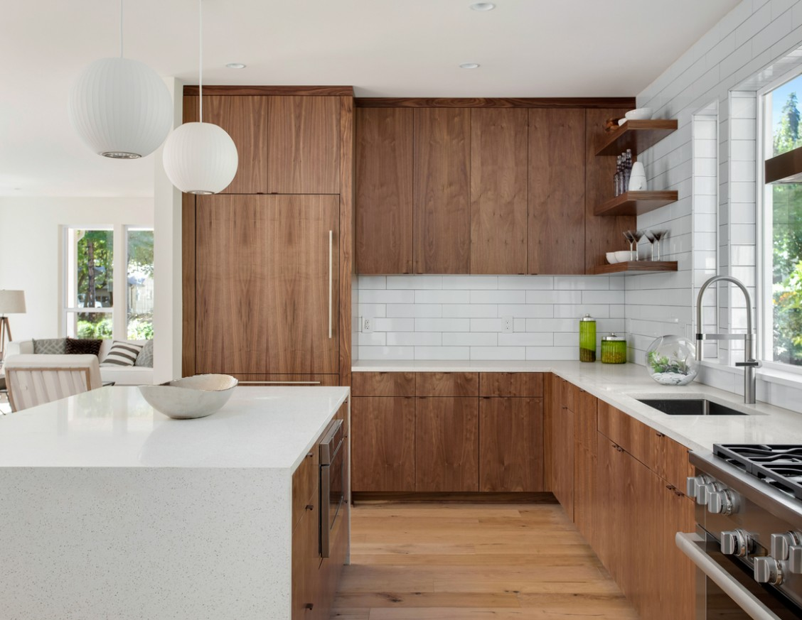 The Different Types of Wooden Cabinets for Your Kitchen  Builders  - Different Types Of Cabinets In Kitchen