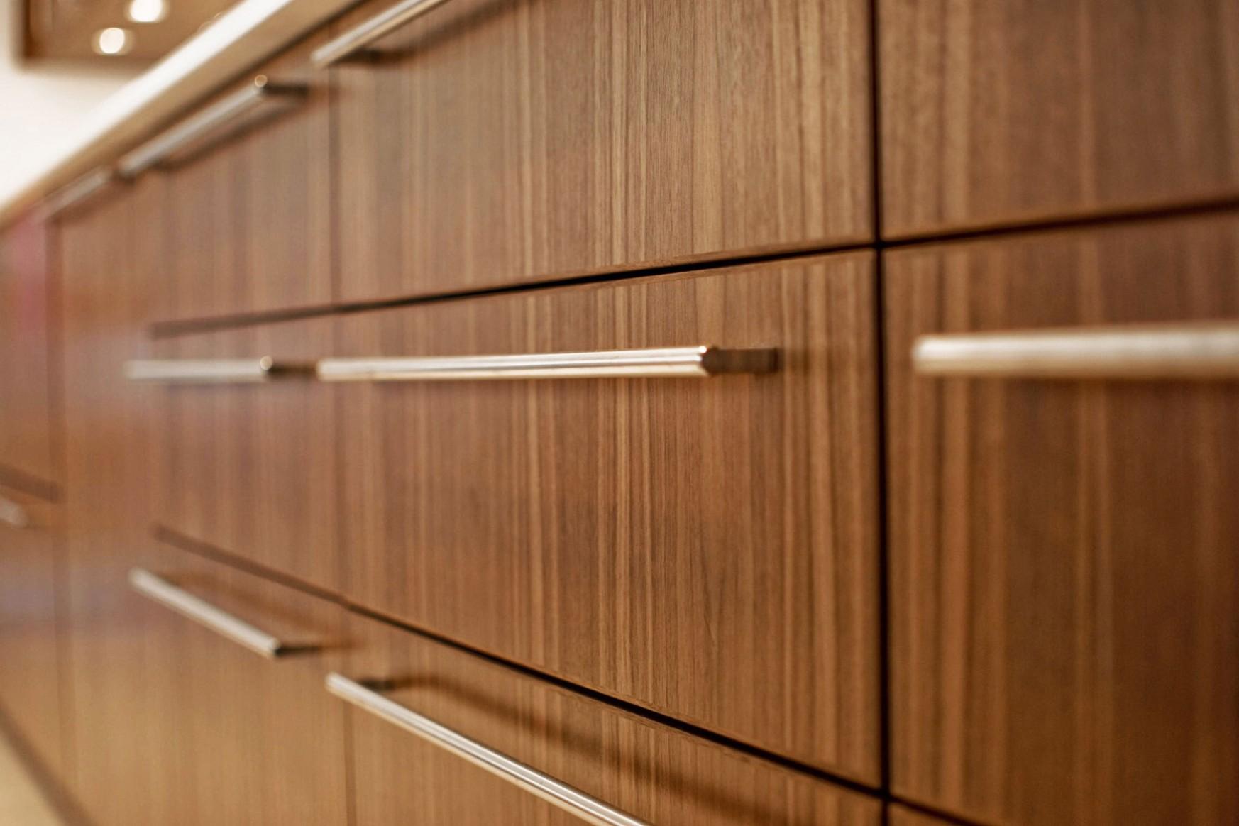 The Four Most Popular Kitchen Cabinet Door Styles - The Coastal  - Four Door Kitchen Cabinet