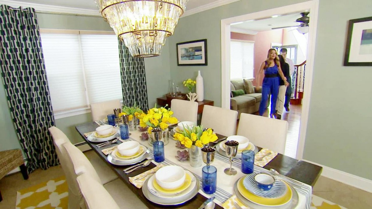 The High/Low List for Every Room  HGTV - Dining Room Ideas Hgtv