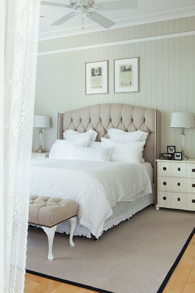 The Most Popular Pins From The QH Boards  Hamptons style bedrooms  - Bedroom Ideas Hampton Style