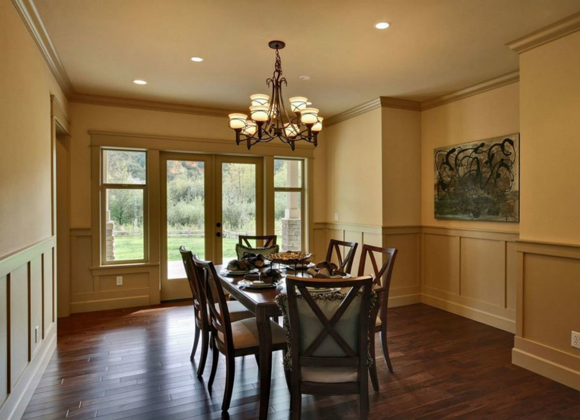 The Wainscoting Ideas with the Most Character and Charm  Bob Vila  - Dining Room Ideas With Wainscoting