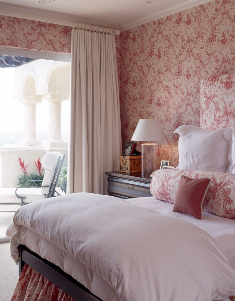 These Stunning Wallpapers Will Give Your Bedroom a New Mood  Home  - Bedroom Ideas Wallpaper