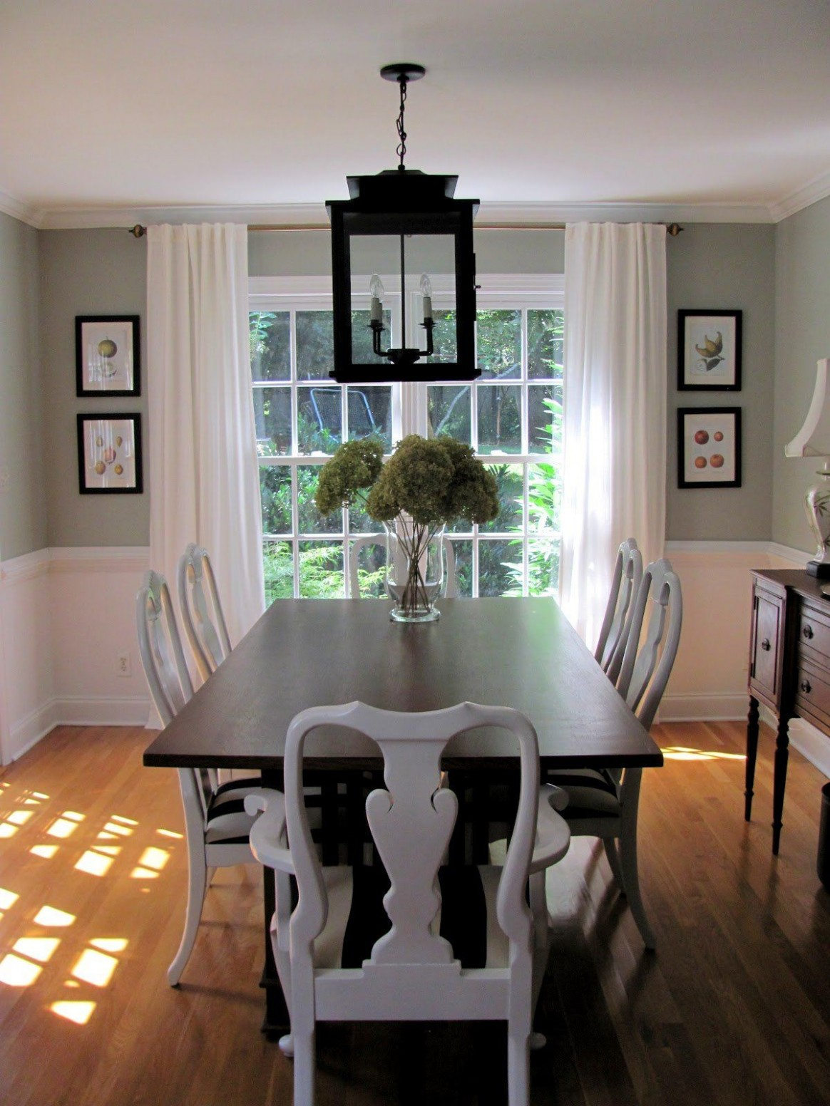 This is the ultimate dream house according to Pinterest users  - Window Ideas For Dining Room