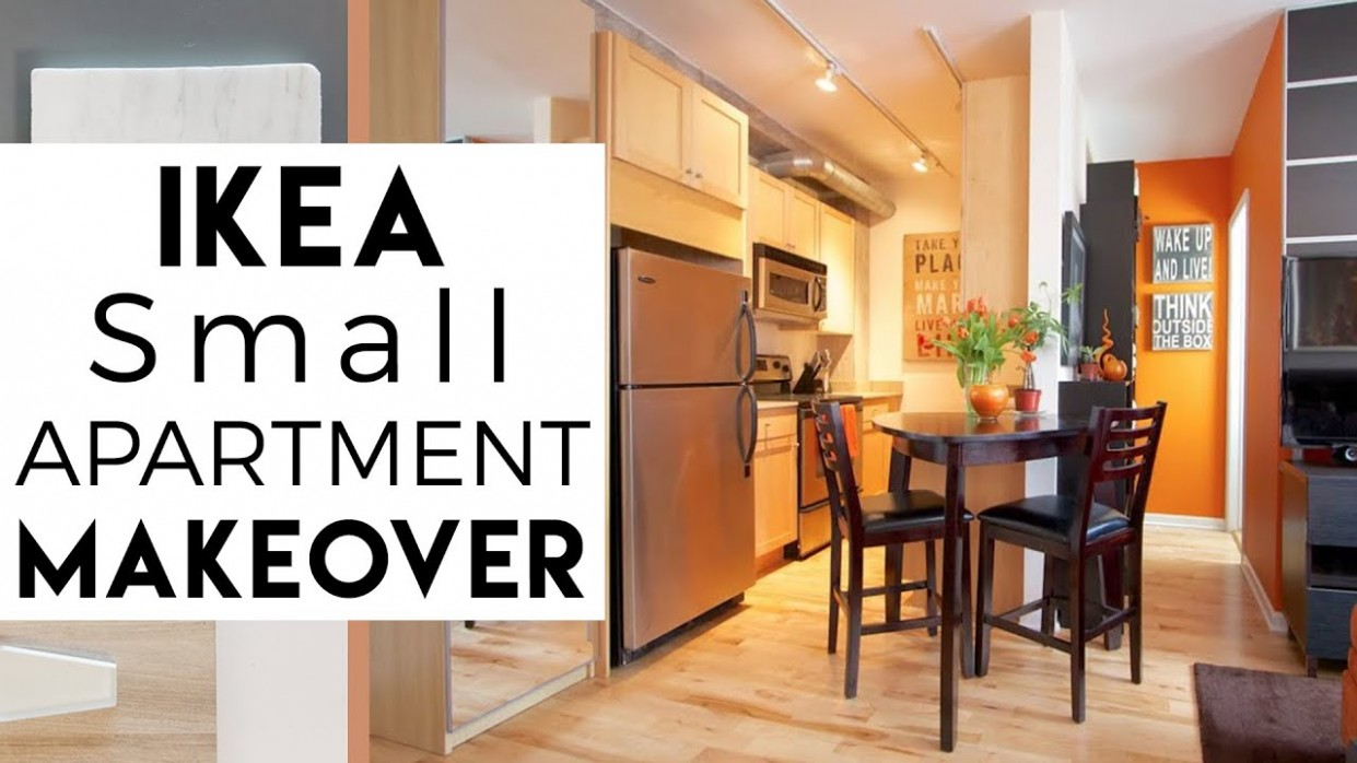 Tiny Apartment  IKEA, Small Space Decorating  Interior Decorating   eps
