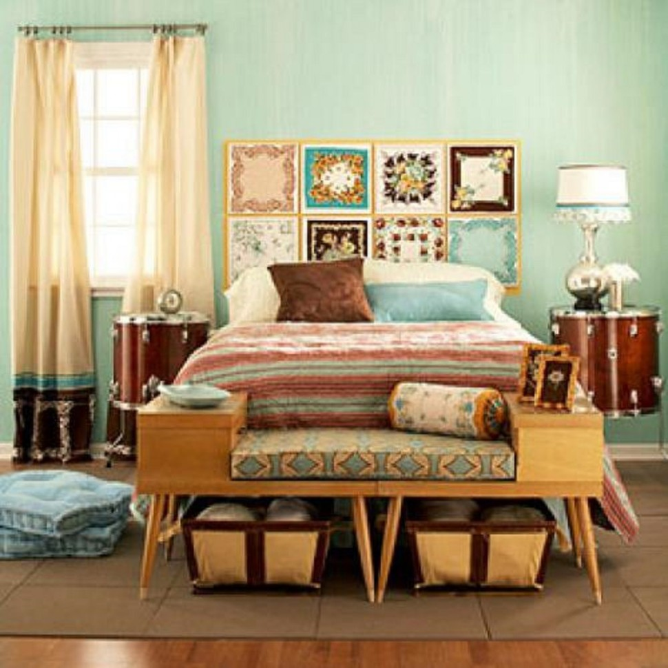 Tips and Ideas for Decorating a Bedroom in Vintage Style - Bedroom Ideas Vintage