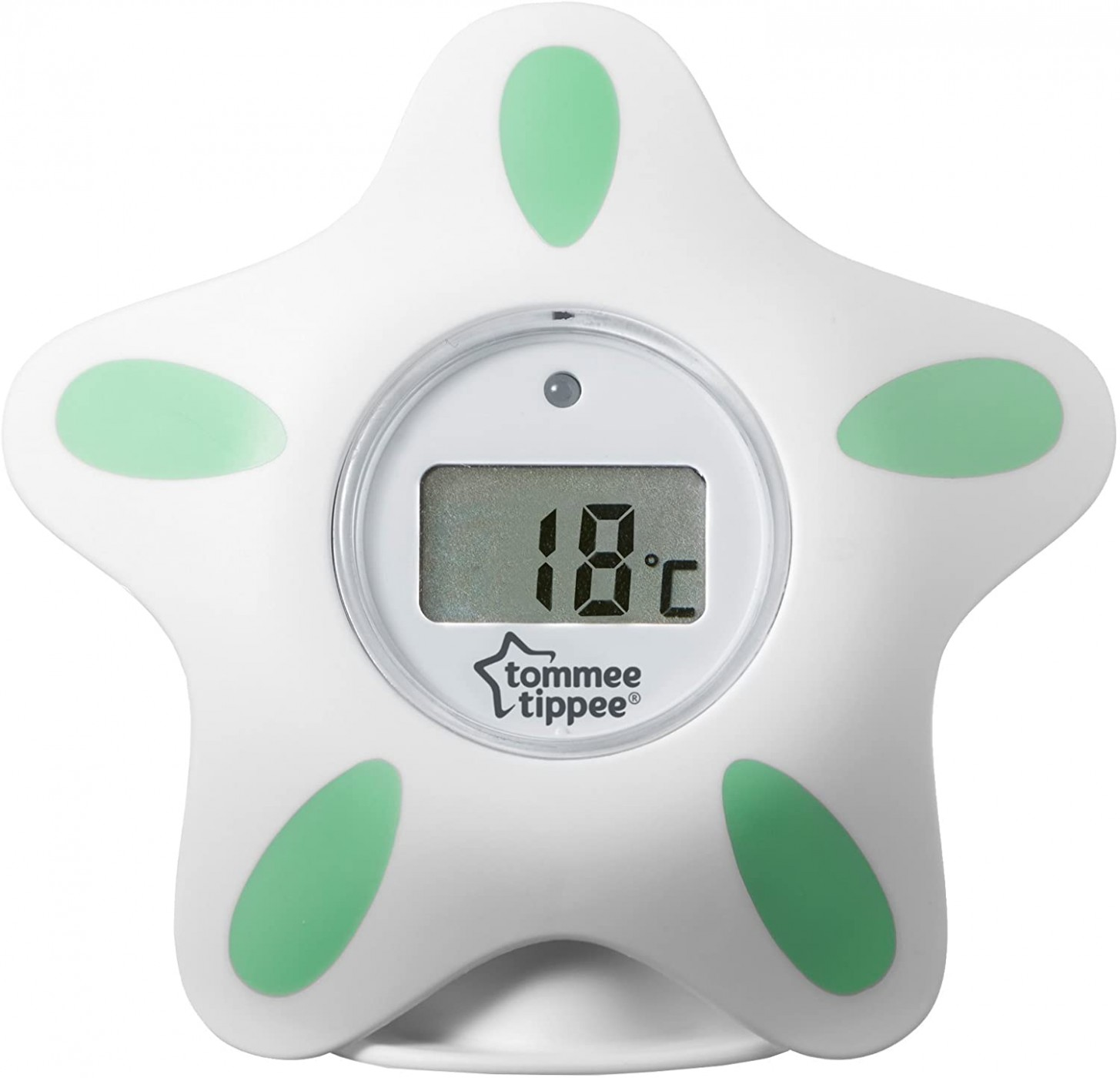 Tommee Tippee Closer to Nature Bath and Room Thermometer - Baby Room Thermometer