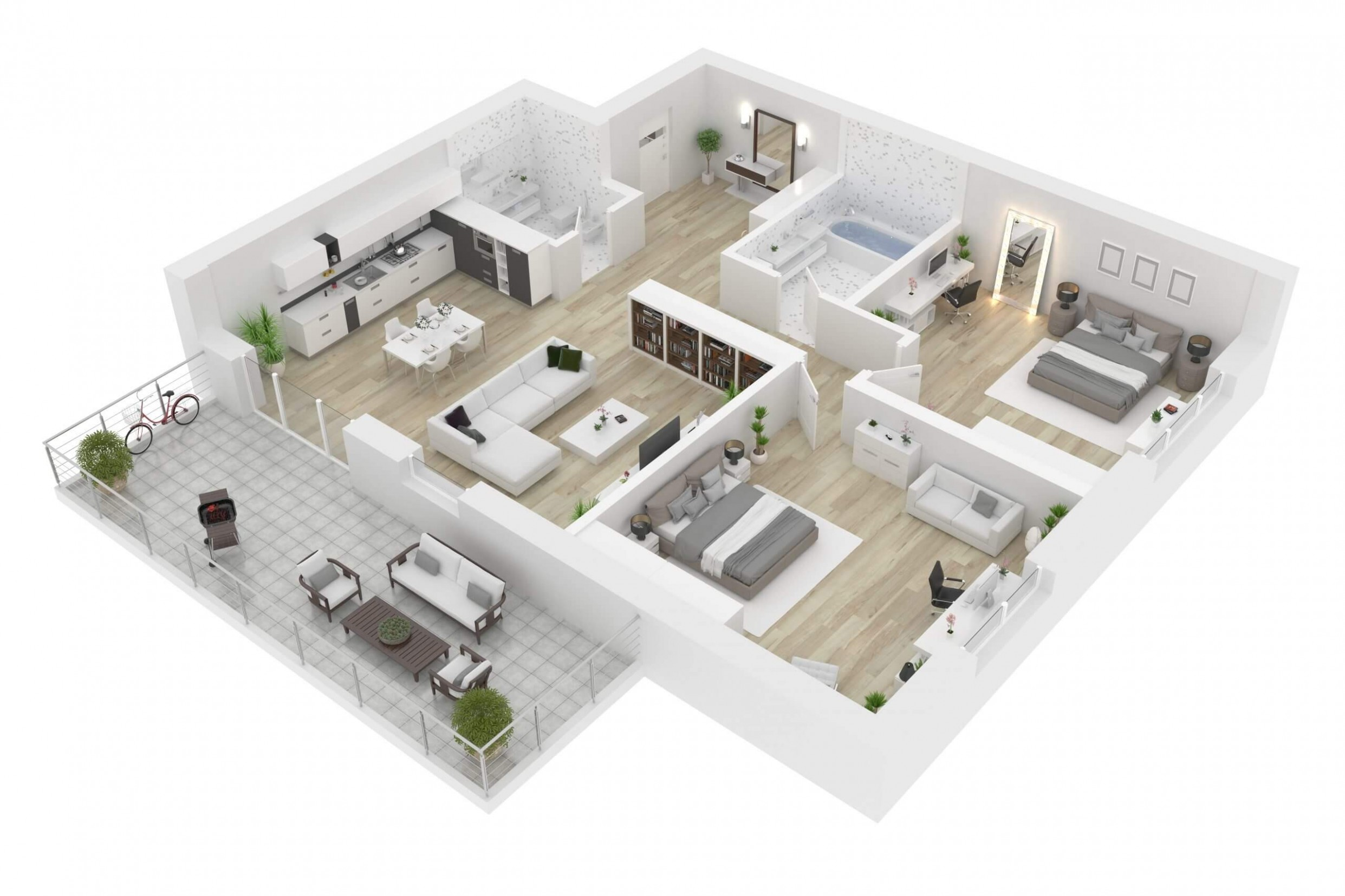 Top 10D Floor Plan Software You Should Know  Foyr - Apartment Design Software