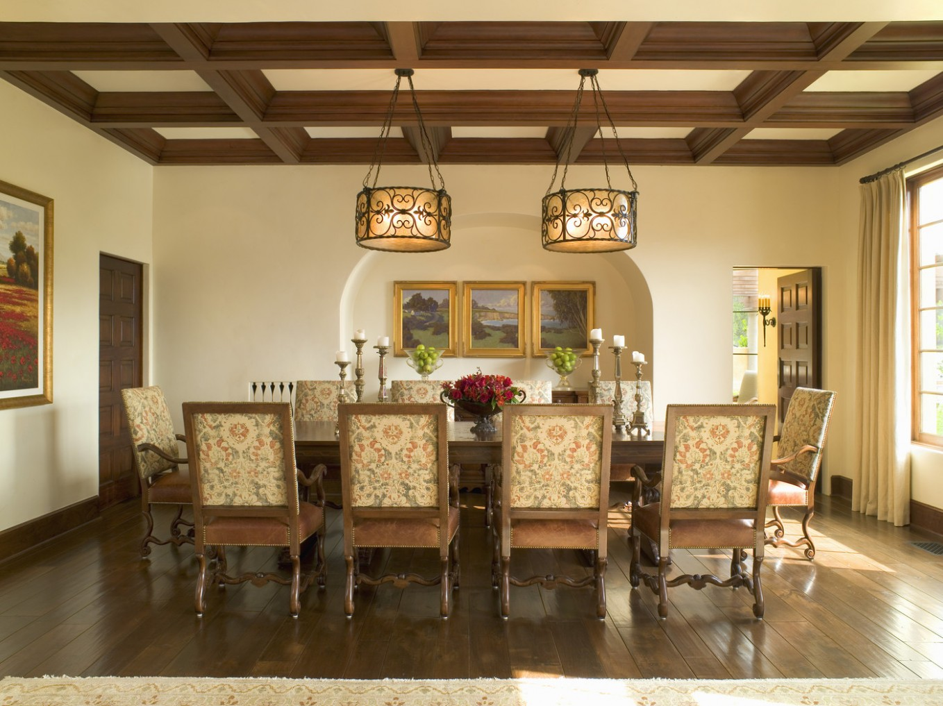 Traditional Dining Room - Dining Room Decorating Ideas - Lonny - Dining Room Ideas Classic