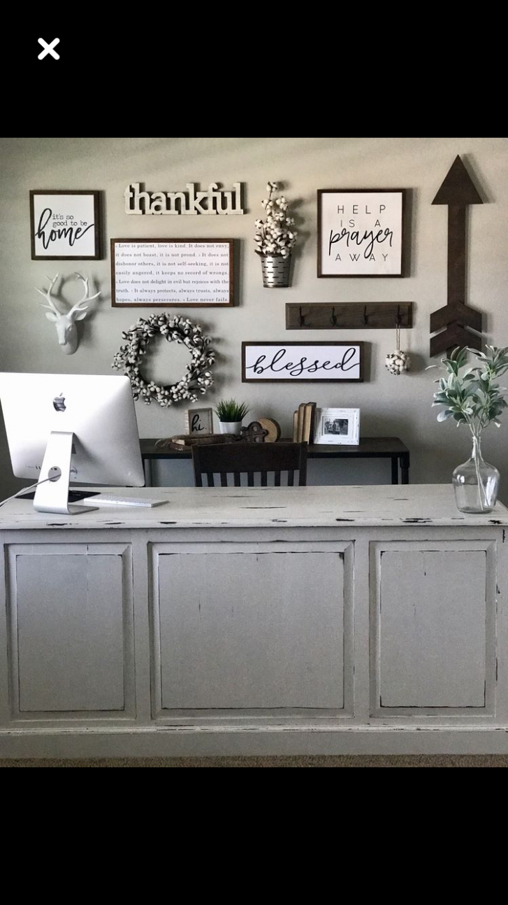 Try These 10 Ways to Create a Surprisingly Stylish Small Home  - Wall Decor Ideas Office