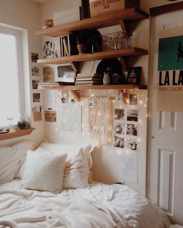 Tumblr Room Ideas for Small Rooms  Décor de chambre à coucher  - Bedroom Ideas Tumblr