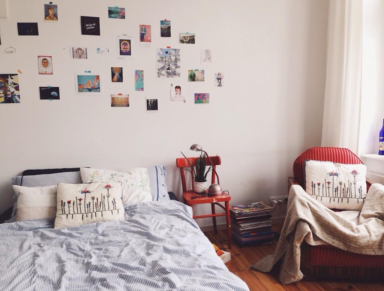 Tumblr Room Inspiration - Bedroom Ideas Tumblr