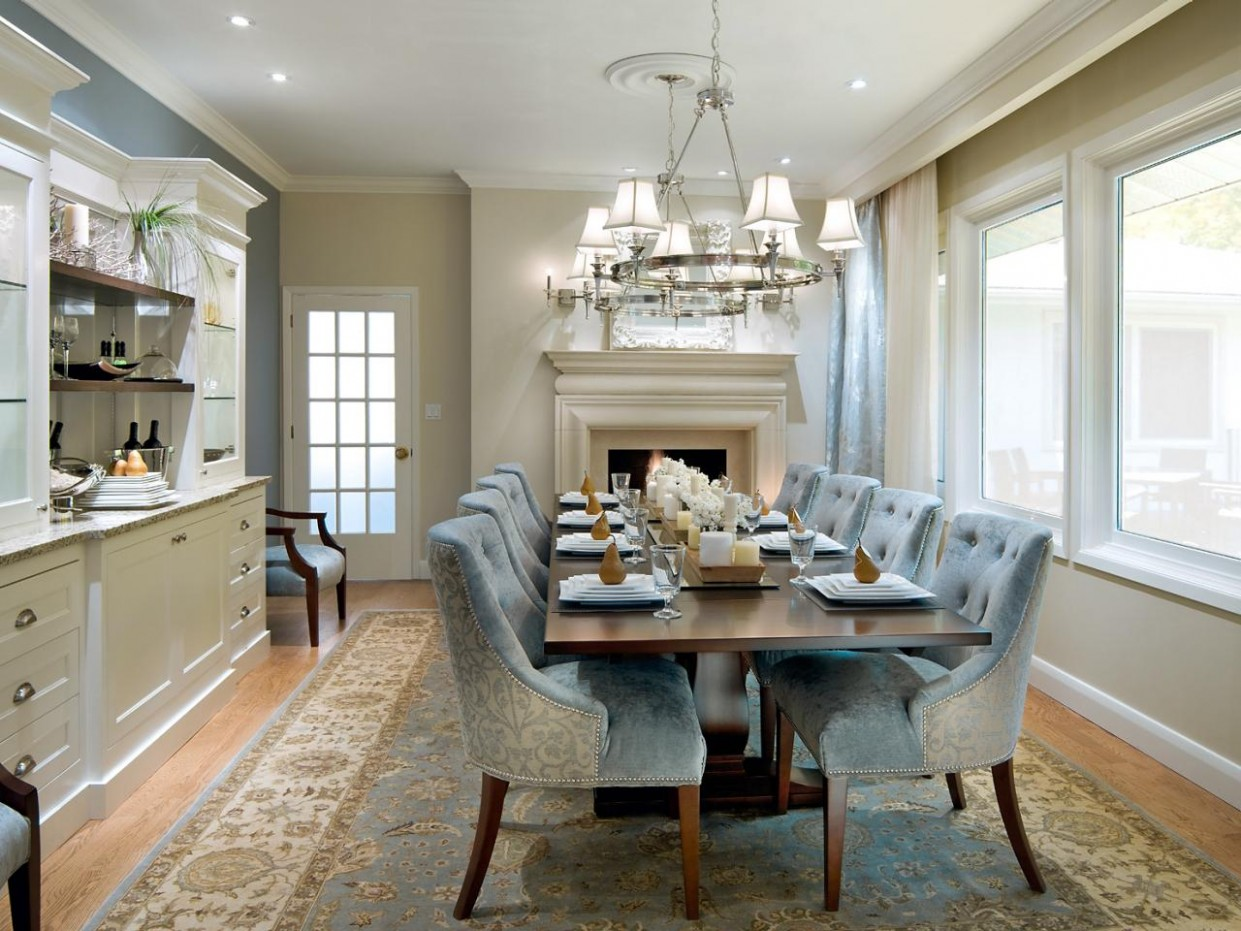 Turn an empty space into a divine dining room  HGTV - Dining Room Ideas Hgtv