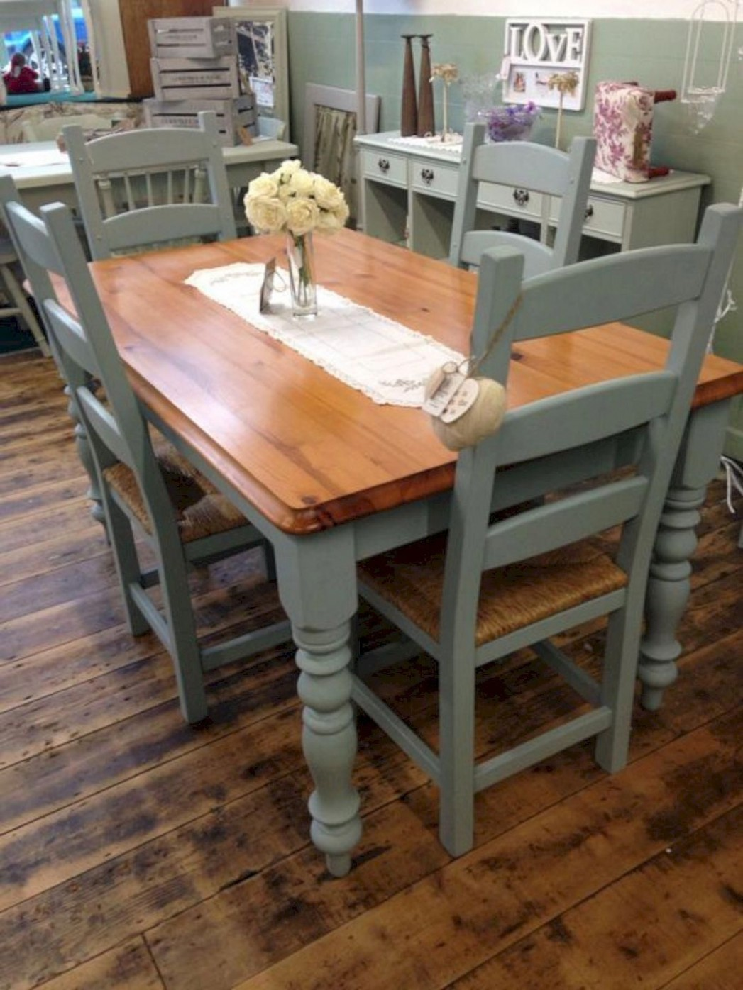 Upcycled Dining Table Ideas  Repurposed Dresser Ideas  Repurpose  - Dining Room Upcycle Ideas