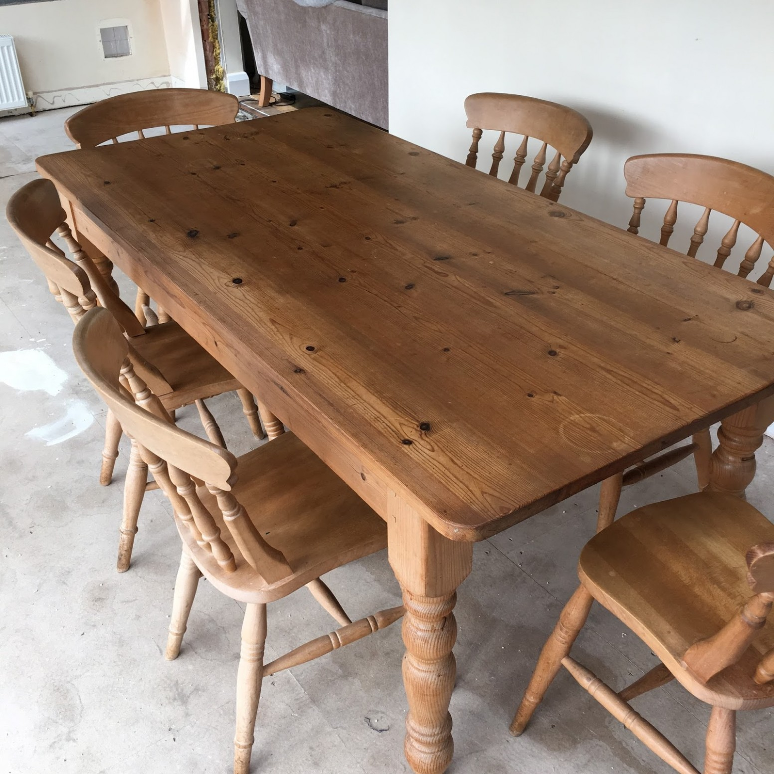 Upcycling A Dining Room Table – The Home That Made Me - Dining Room Upcycle Ideas
