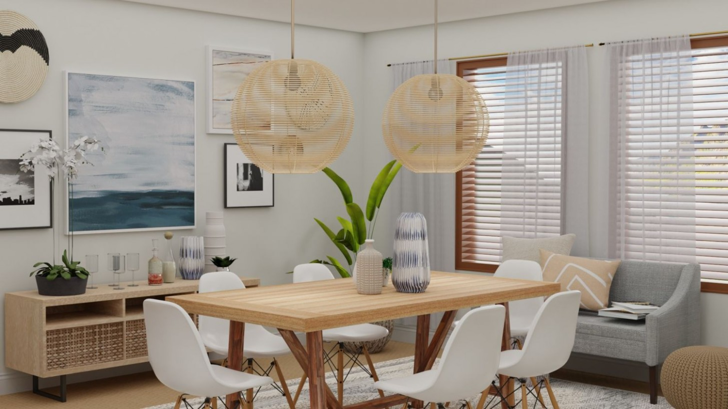 Upgrade Your Dining Experience With These Simple Dining Room Ideas  - Dining Room Ideas Simple