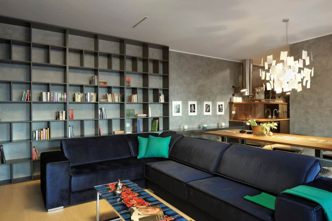 Urban Apartment Decorating Style Mixes Fun with Functional - Urban Apartment Design Ideas