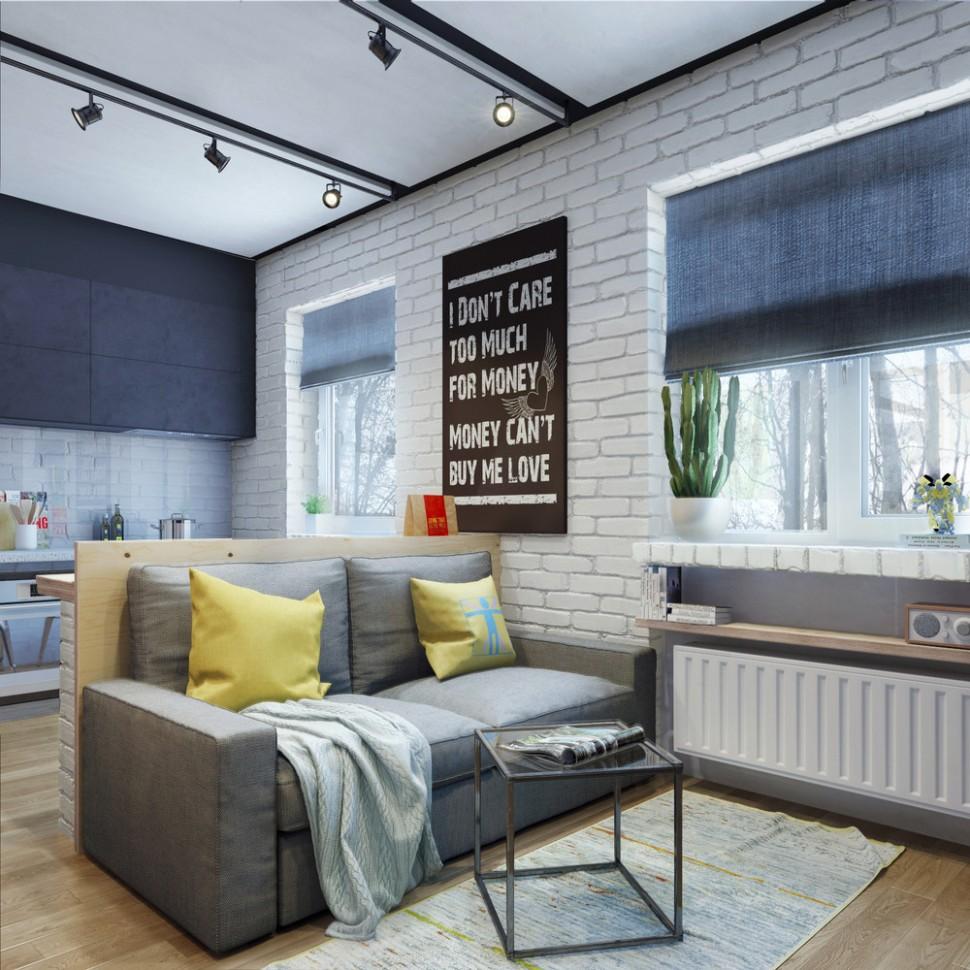 urban-apartment-ideasInterior Design Ideas