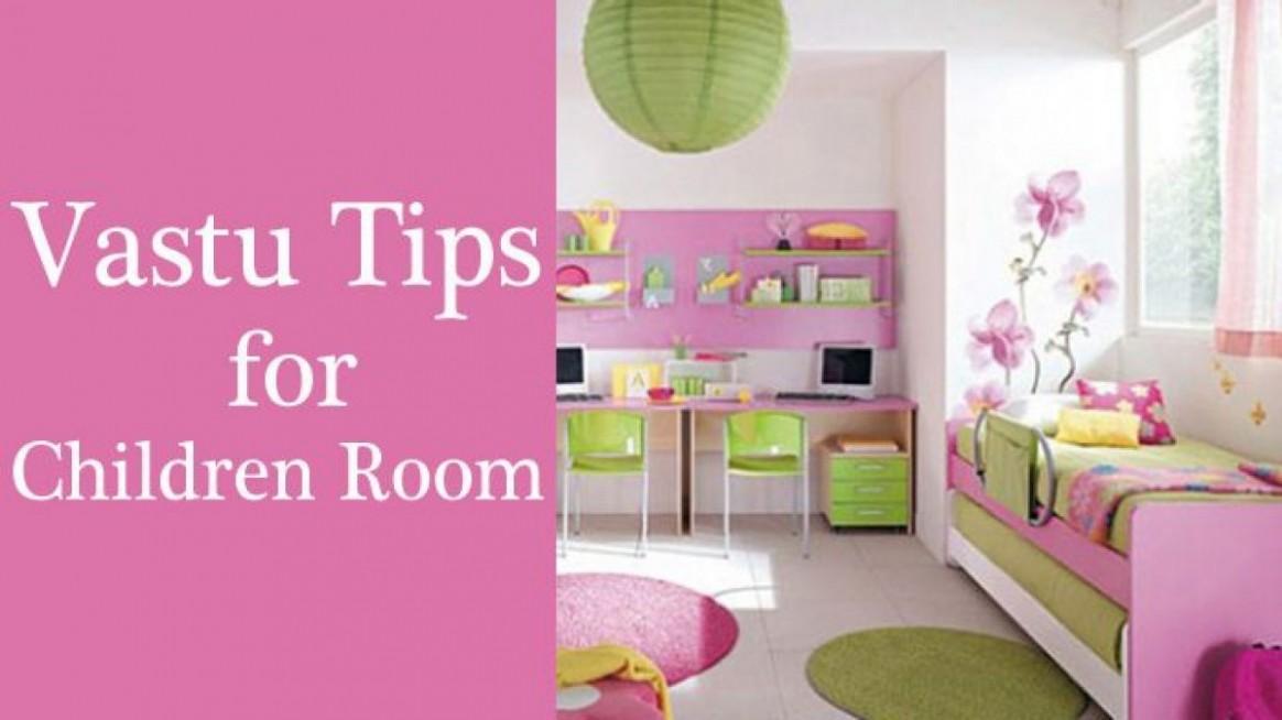 Vastu Tips for Children Room  Vastu Kids Bedroom, Students - Baby Room Vastu