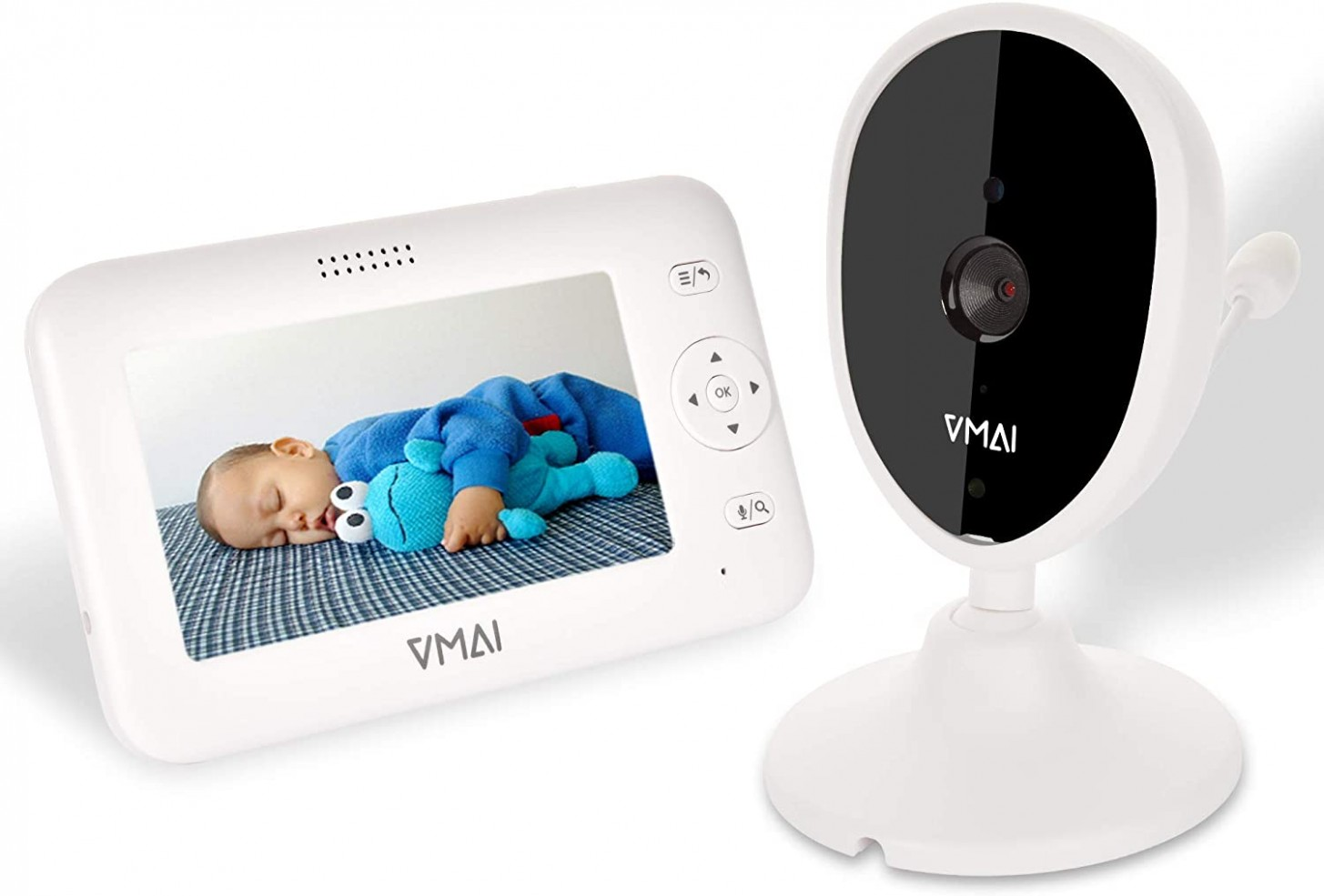 Video Baby Monitor, 8