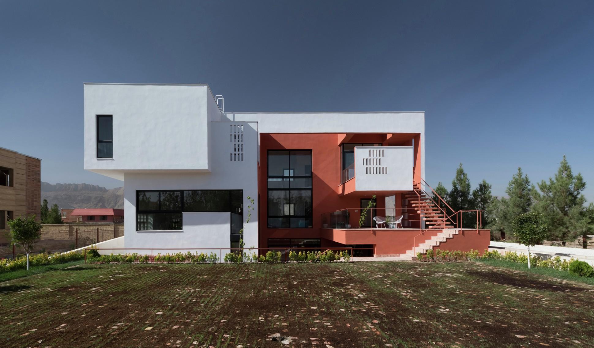 Villa for Anna and Saeed / Logical Process in Architectural Design  - Design Apartment Villa Anna
