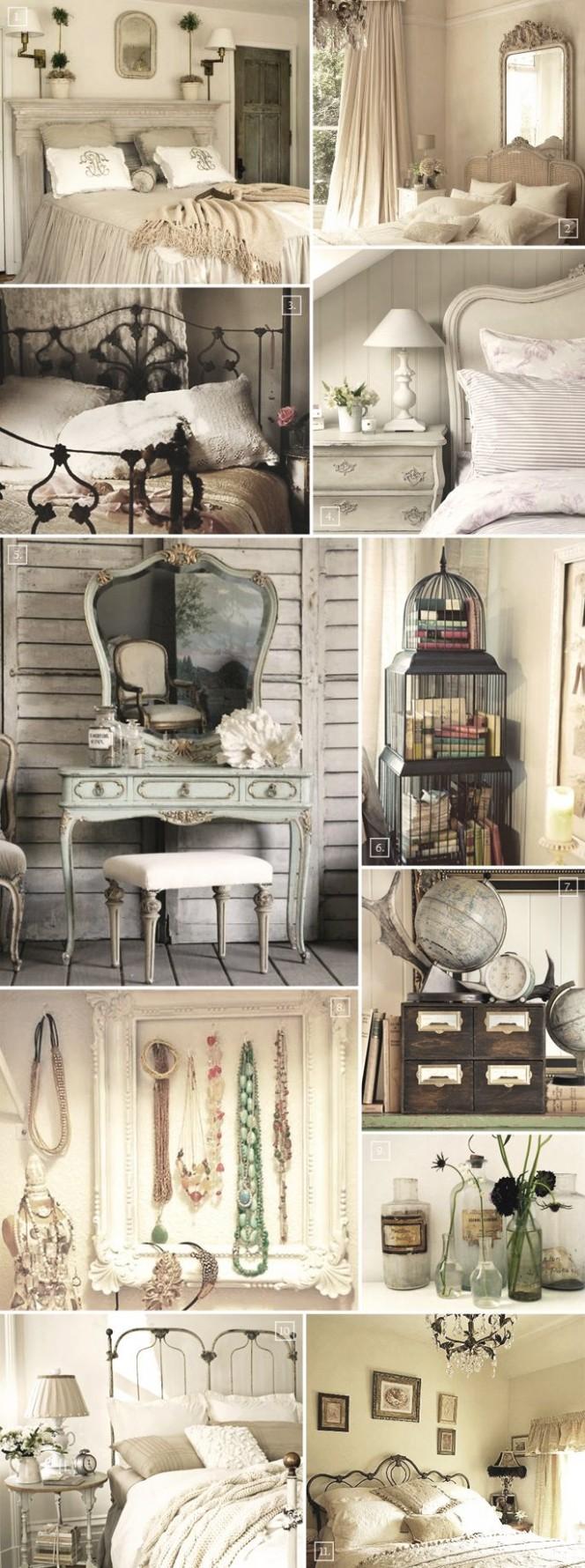 Vintage Bedroom Decor Accessories and Ideas - Home Tree Atlas  - Bedroom Ideas Vintage