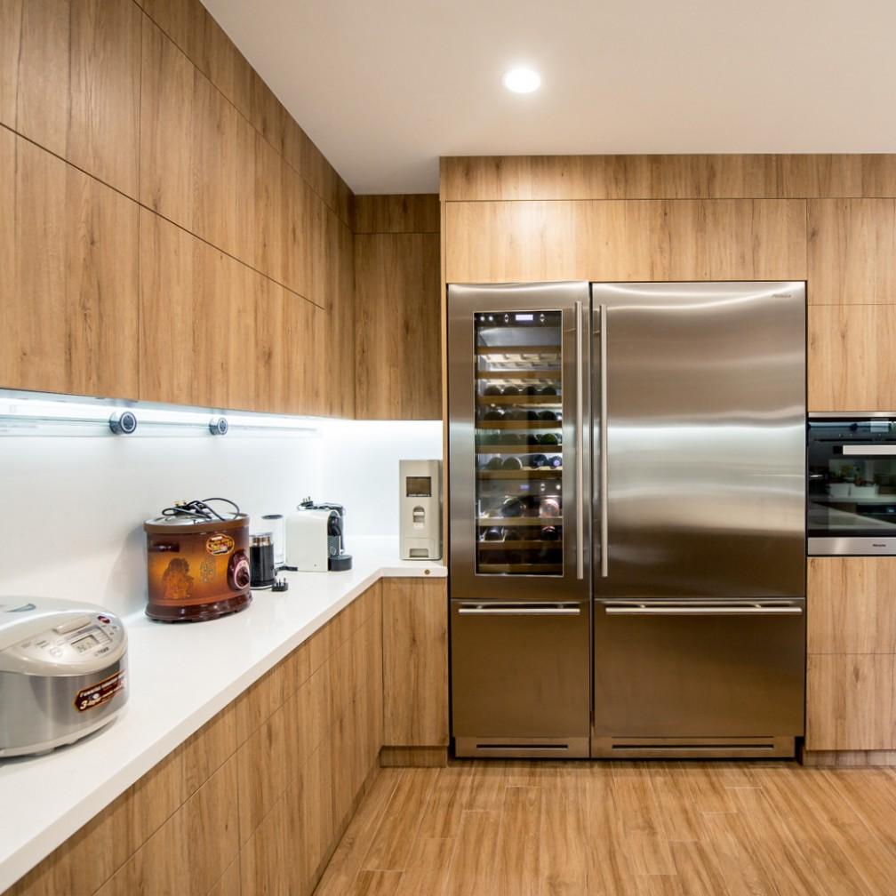 Vivant Concepts and Contracts – Custom Kitchen Designs Singapore - Kitchen Cabinet Specialist Singapore