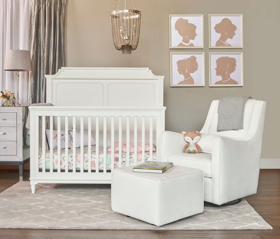 Walter Andersen Nursery for Transitional Nursery Also Baby Room  - Baby Room Chandelier