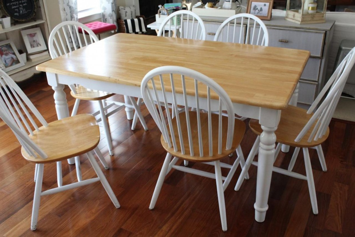 Ways to reuse and redo a dining table  DIY Network Blog: Made +  - Dining Room Upcycle Ideas