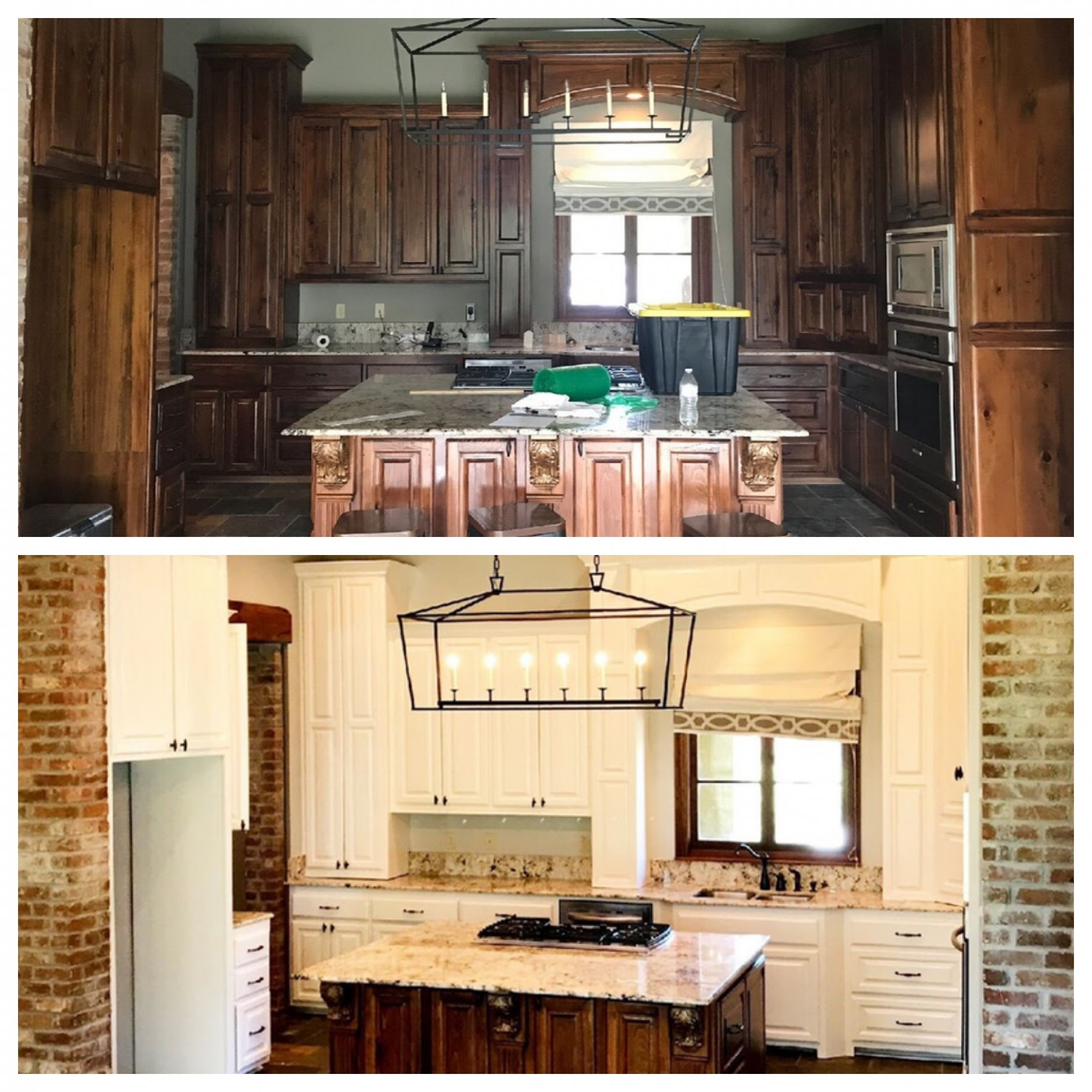 What does it cost to Paint Kitchen Cabinets? - How Much Does Refinishing Kitchen Cabinets Cost