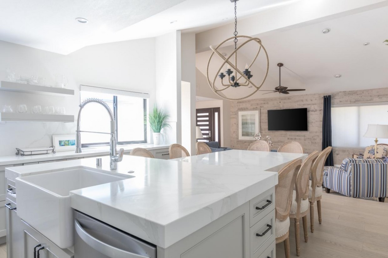 What Is the Average Cost to Remodel a Kitchen?  HGTV - Cost Upgrade Kitchen Cabinets