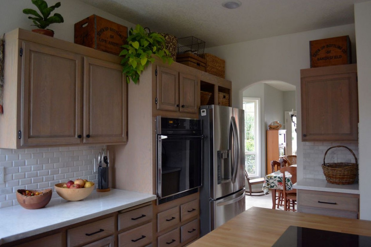 What we learned from a forever project to refinish kitchen  - Kitchen Cabinets Made In Oregon