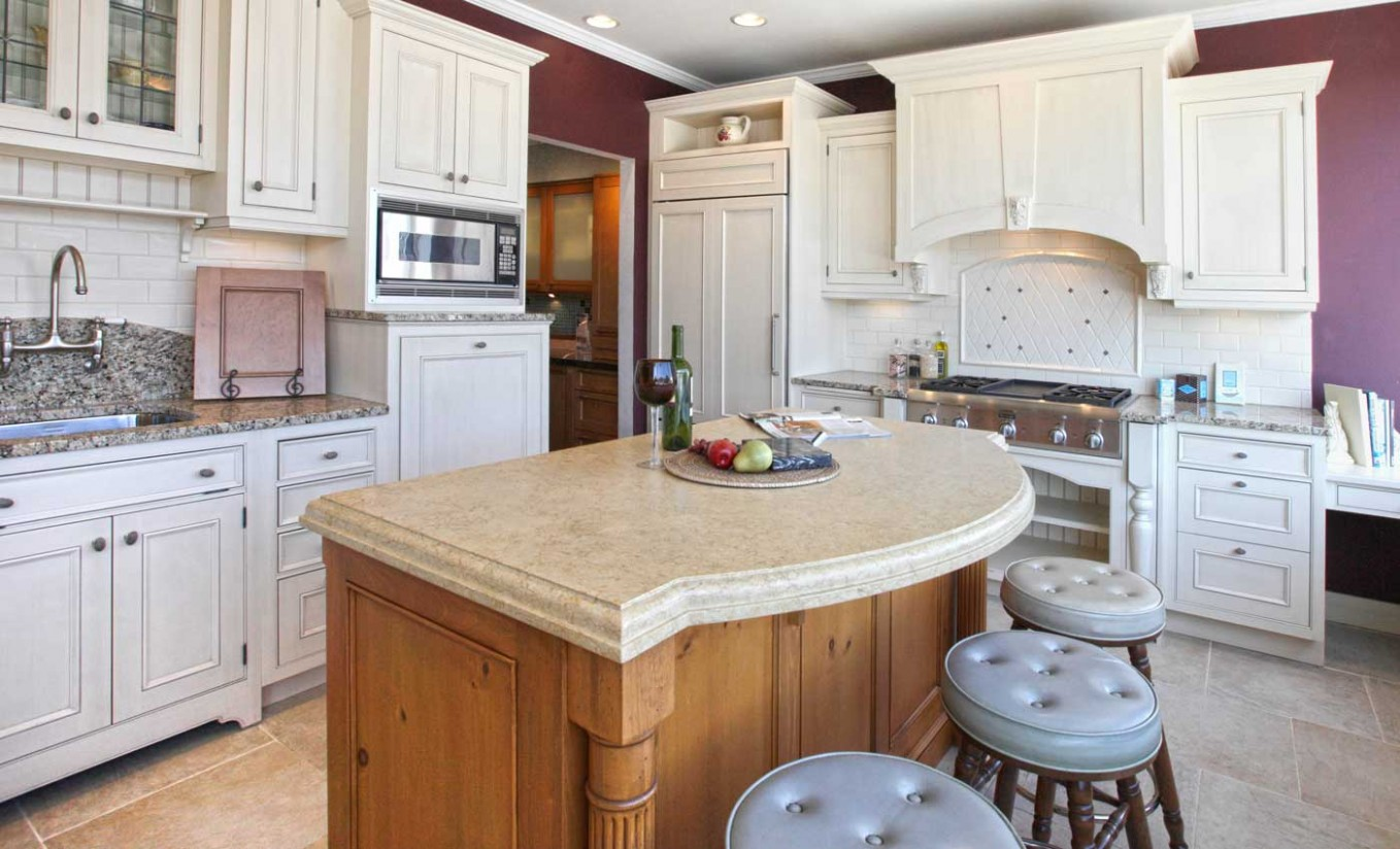 Why We Chose Wood-Mode Cabinetry - Better Kitchens - Kitchen Cabinets Niles