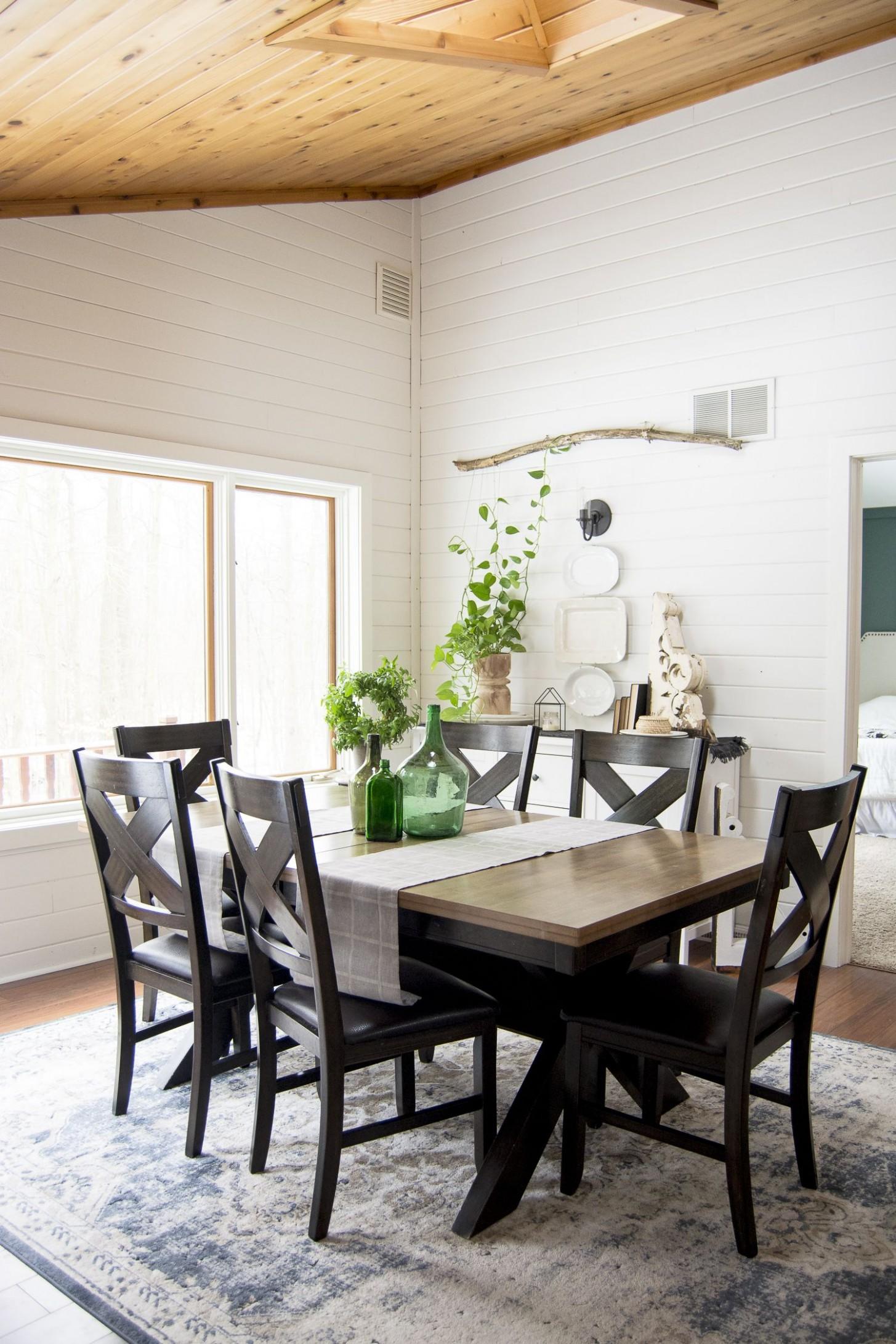 Winter to Spring Dining Room Decor Ideas  Dining room accessories  - Dining Room Ideas Simple