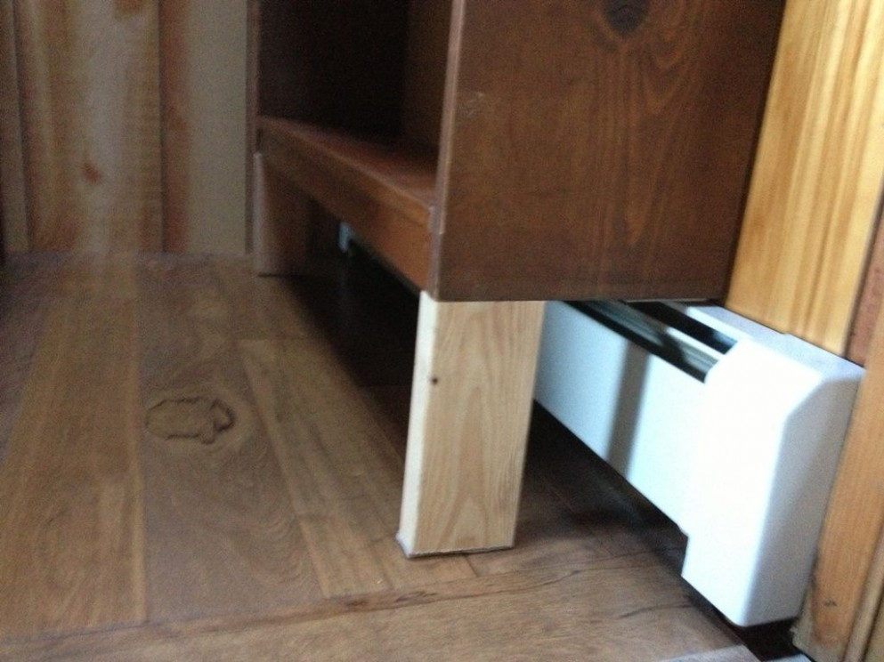 Woodworking  Baseboard heater covers, Installing kitchen cabinets  - Kitchen Cabinet Baseboard Heater