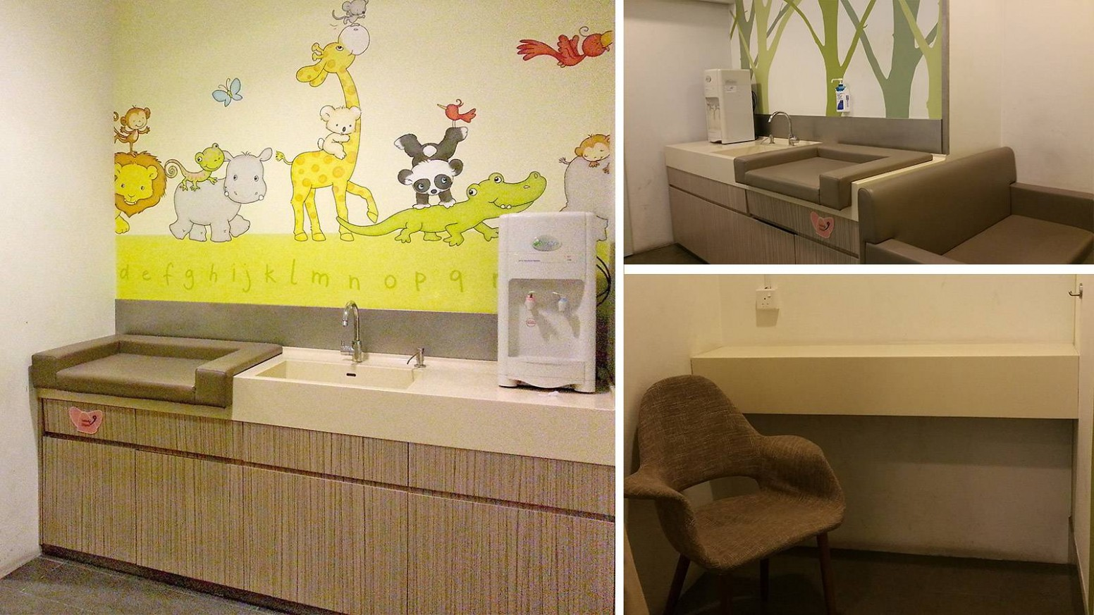 Your go-to guide to nursing rooms in Singapore - Baby Room Jem